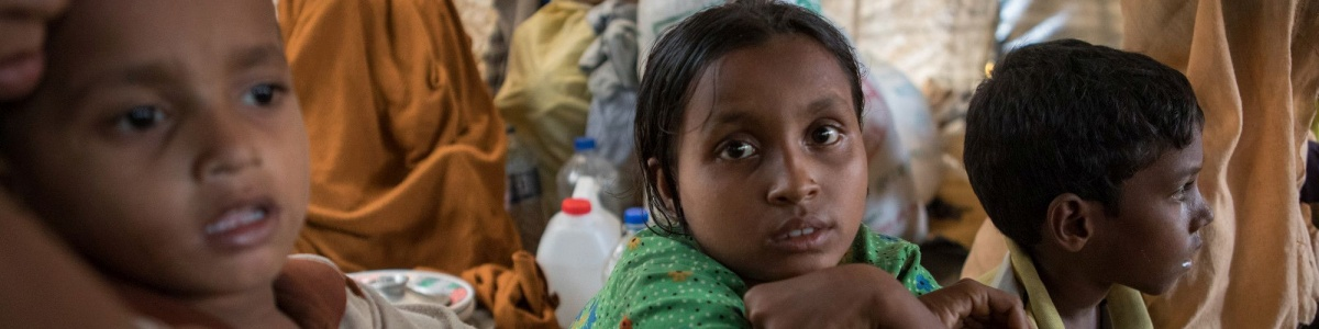 emergenza Rohingya