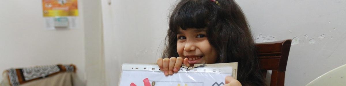 bambina per testamento solidale
