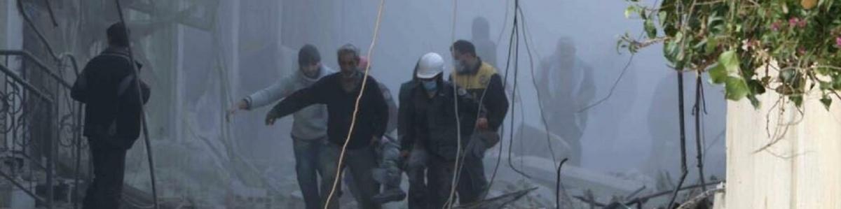 Ghouta orientale Siria