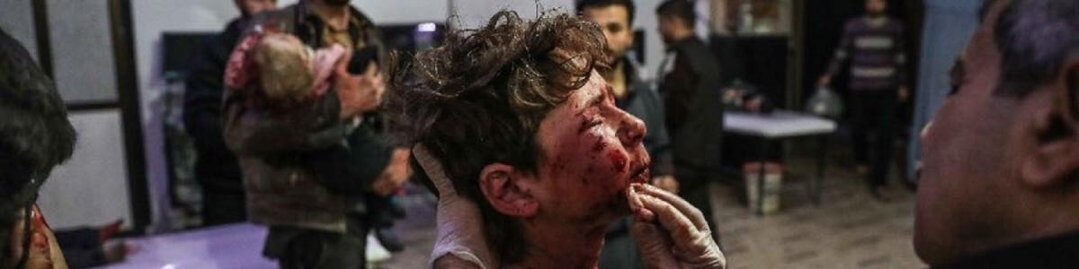 Ospedale in Siria Ghouta