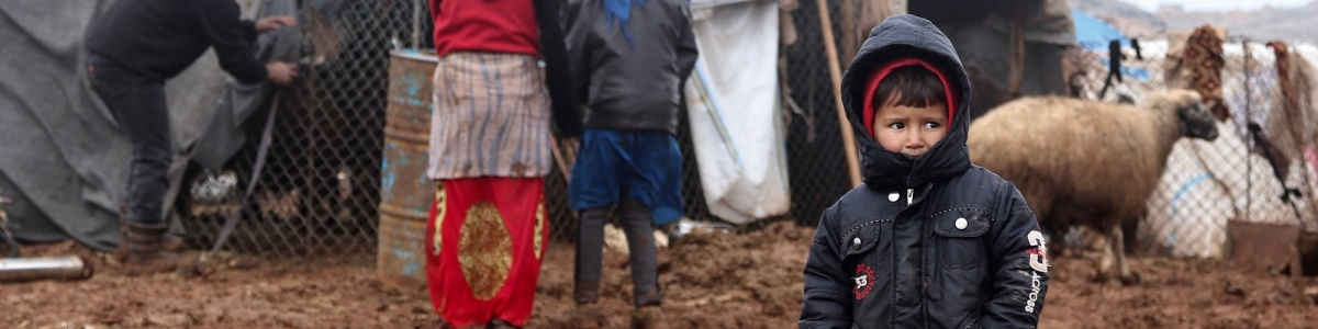 Siria bambino