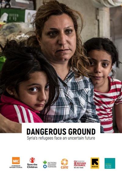 Dangerous ground report
