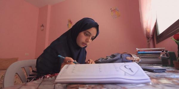 La condizione dei bambini di gaza