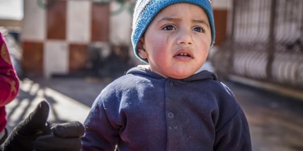 Syria bambino the war on children