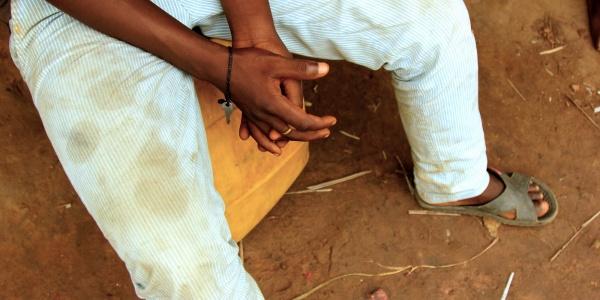 Repubblica Democratica del Congo bambini soldato