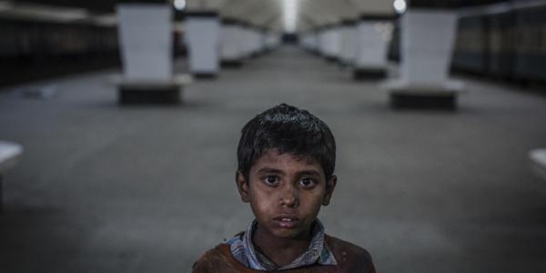 Emon Bangladesh bambini di strada