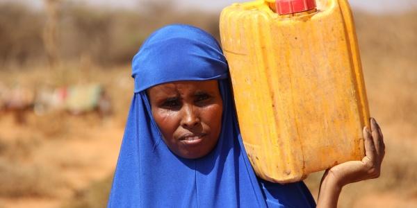 Somalia siccità