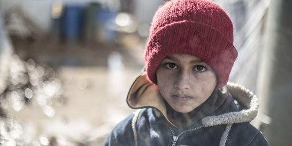 Inverno in siria