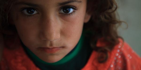 A Mosul i bambini subiscono conseguenze del conflitto sulla salute mentale