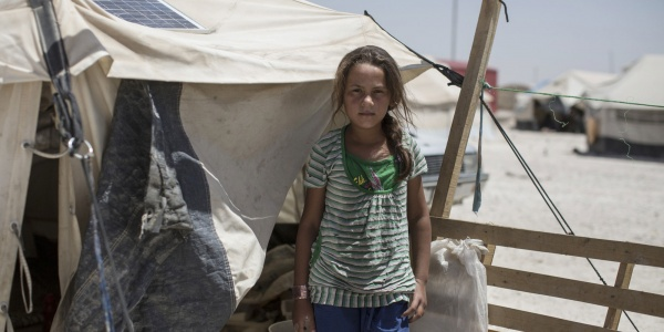 istruzione a rischio per i bambini siriani