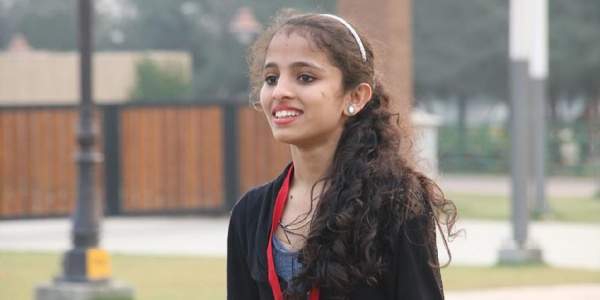 Saleha ragazza Mumbai