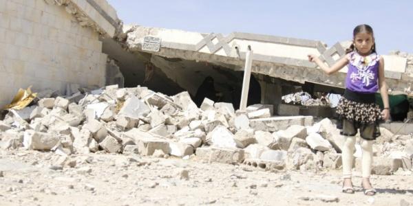 bambini vittime in yemen